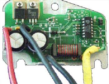 核心产品 汽车电子产品 车用控制模块 03 风扇无段变速模组  说明